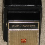 Vintage Orion Micro Transistor Radio (No Model Number)