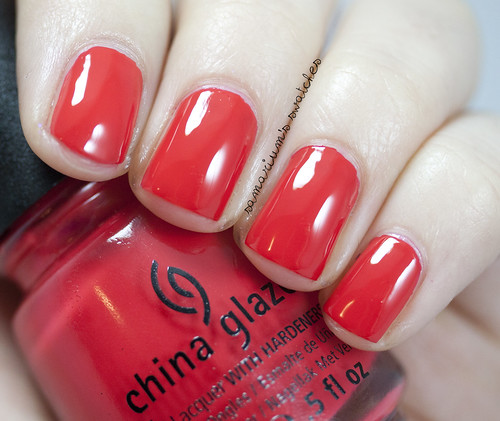 China Glaze Igniting Love (2)