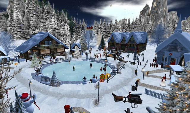 Christmas Around The World - 01