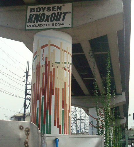 Boysen KNOxOUT Project EDSA