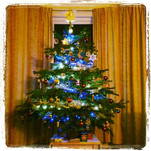 Fellows family Christmas tree!