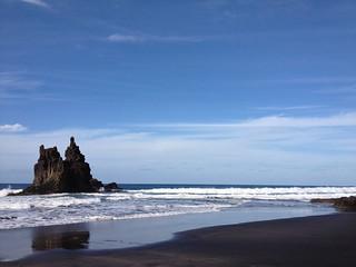 Εικόνα από Playa de Benijo κοντά σε Taganana. tenerife espagne ilescanaries santacruzdeténérife