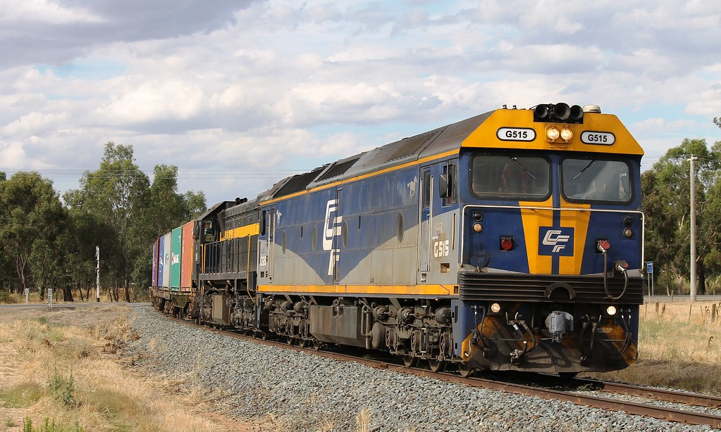 9372 at Numurkah by S312 Photography