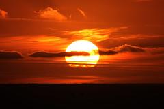 Bournemouth Sunset [Canon 550D l Sigma EX 80-400mm f/4.5-5.6 OS]