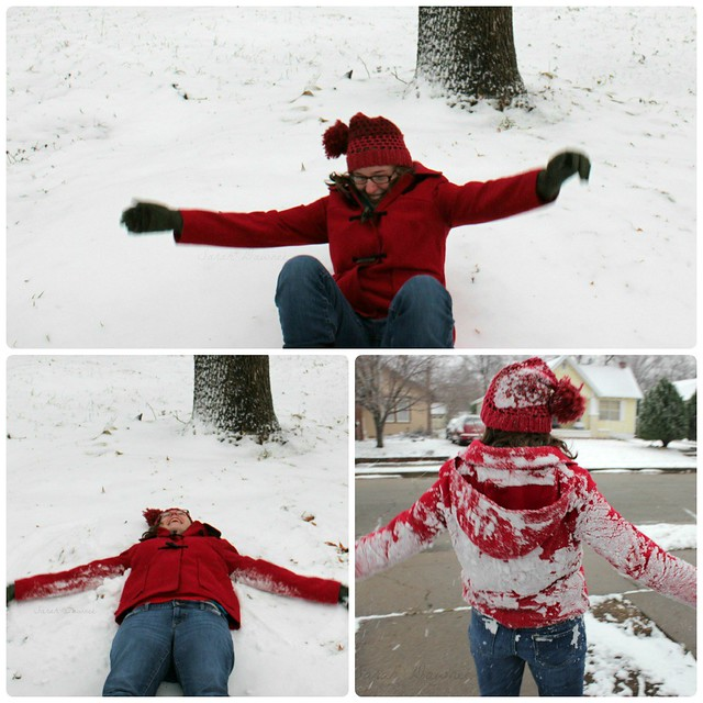 Snow Angel Collage...
