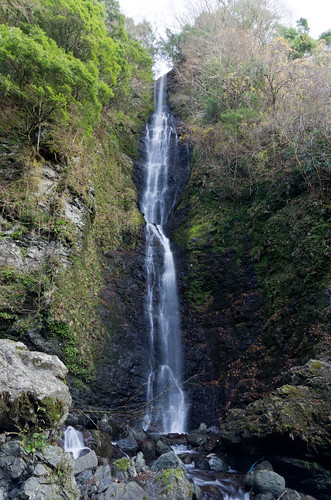 天神滝 2012.12.31-2