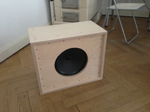 how to build a guitar speaker cabinet smyck. Black Bedroom Furniture Sets. Home Design Ideas