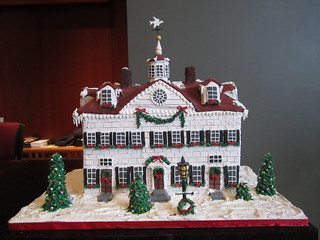 Mt. Vernon Gingerbread
