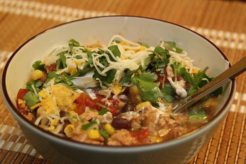 Burrito Soup