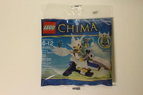 LEGO Legends of Chima Ewar's Acro Fighter (30250)