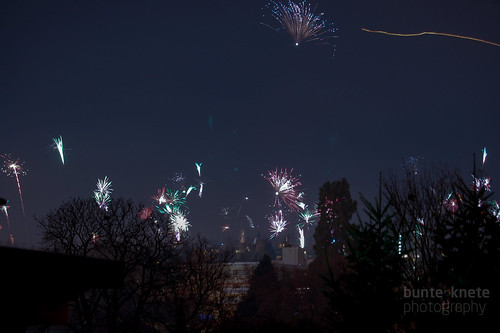 Happy new year 2013 1/365 #1 by bunte-knete