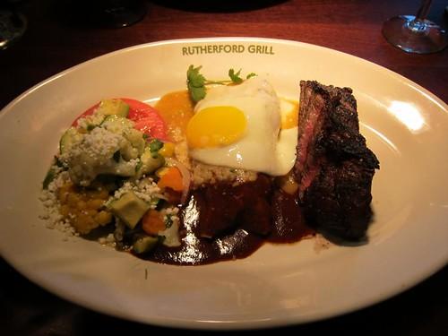 Rutherford Grill, egg, enchilada IMG_2258