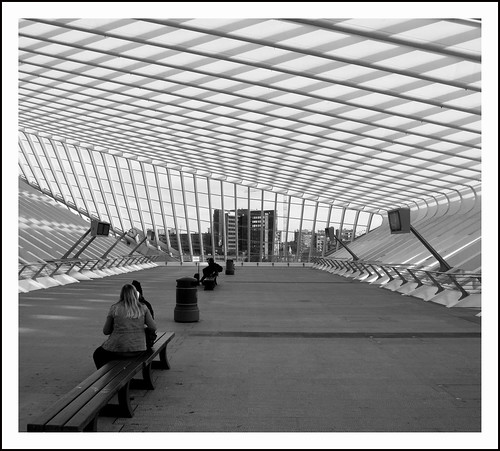 station guillemins luik (5) by hans van egdom