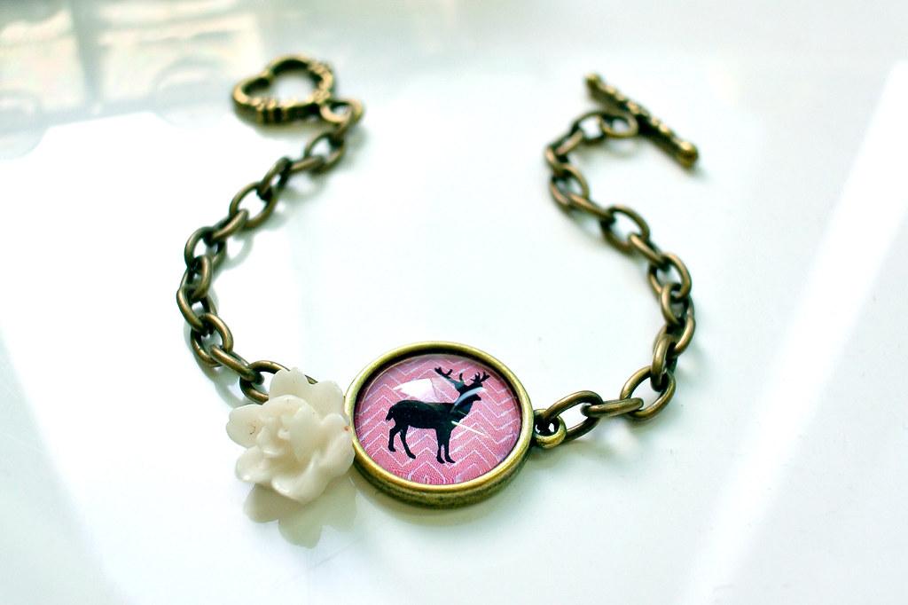 pinkdeer_bracelet