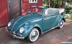 automobile, volkswagen beetle, automotive exterior, wheel, vehicle, mid-size car, city car, compact car, volkswagen type 14a, antique car, land vehicle,