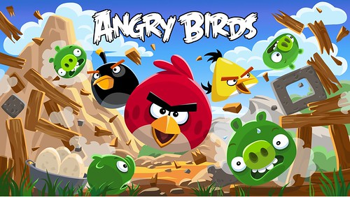 Angry Birds Downloaded More than 30 Million Times Over Christmas Week