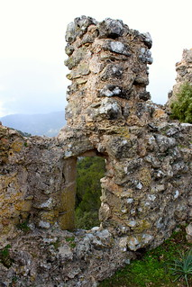Excursion a pie al castillo de alaro mallorca