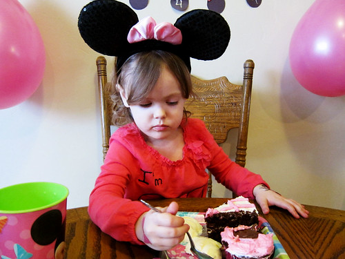 Lily's 4th birthday