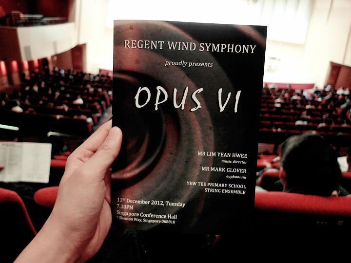 opus concert 2012