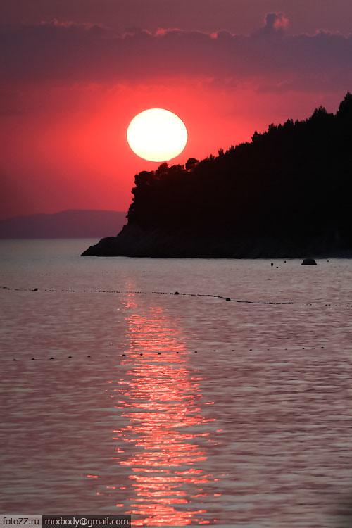 18-Tucepi-sunsets