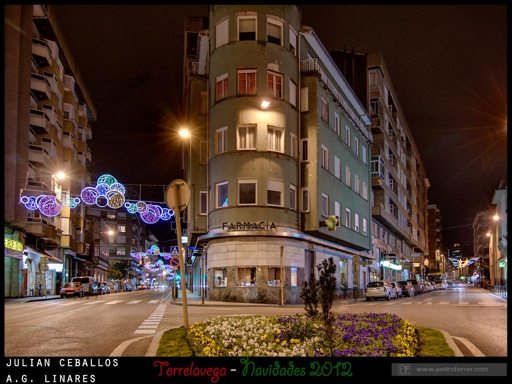 Navidades Torrelavega 2012 - Julian Ceballos / A.G. Linares