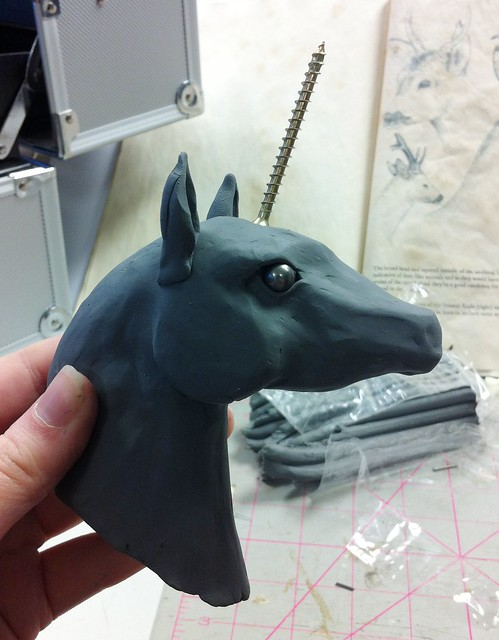 Unicorn Prop Project - Block 2