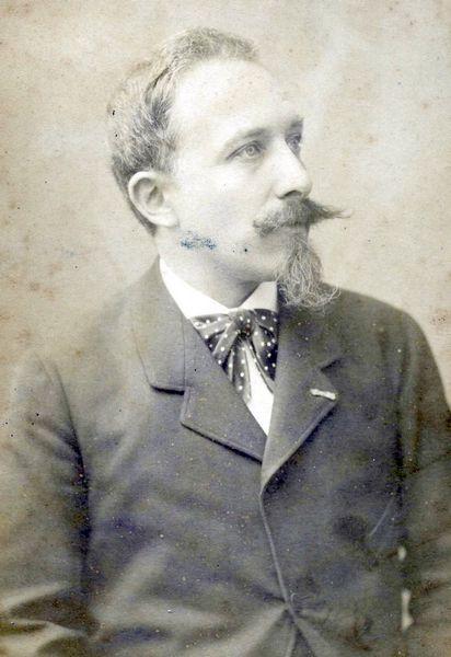 James Jackson hacia 1872