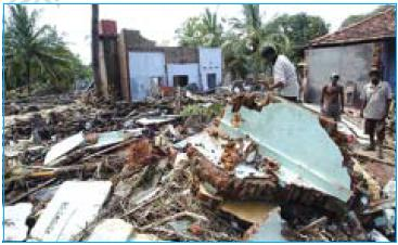 NCERT Class VIII English Chapter 2 The Tsunami