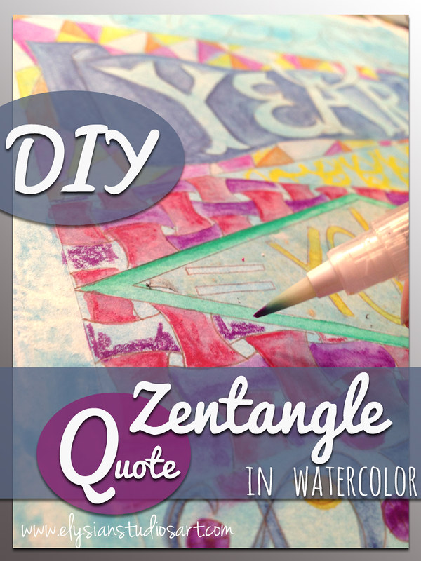 Zentangle DIY Title copy