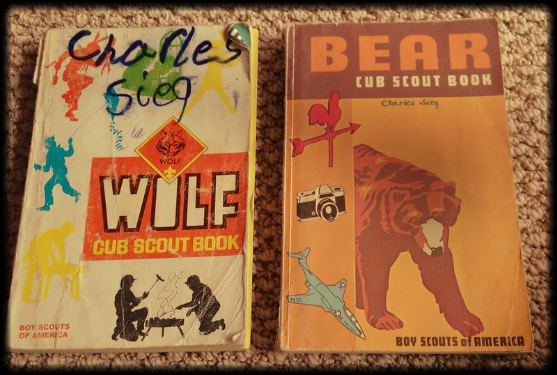 Cub Scout Handbooks - Wolf and Bear