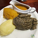 Haggis, Neeps and Tatties - Edinburgh, Scotland