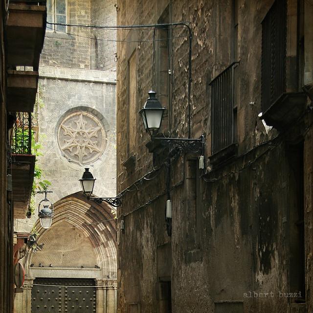 bBcn017: Barcelona - Ciutat Vella - El Gòtic