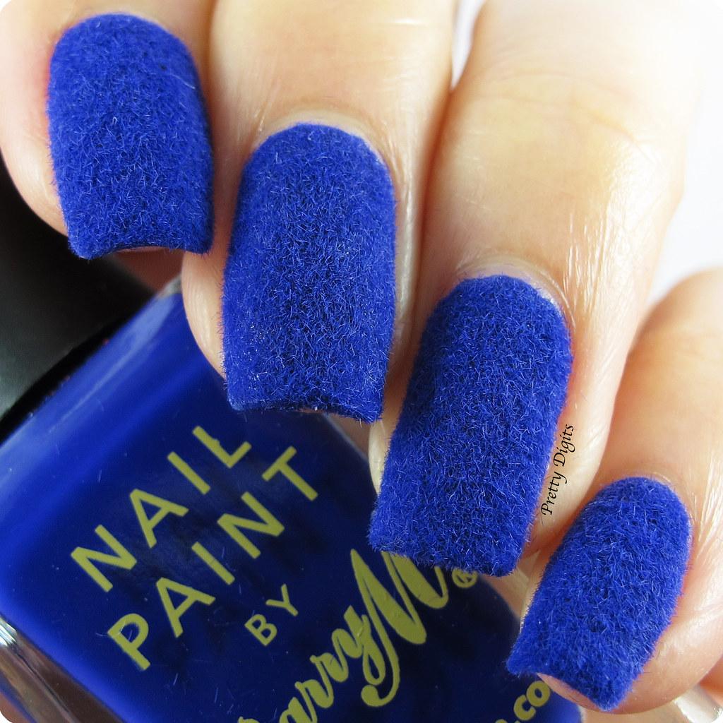 Pretty Digits: MUA Fluffy Nails - Fluffy Bobbin