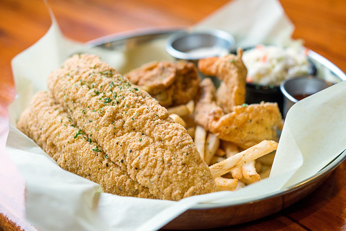 Comfort Food Lunch Special - Pier 61 Seafood Oyster Bar & Grill