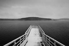 Au bord du Lac du Mirgenbach