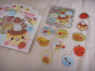 purin sticker sack