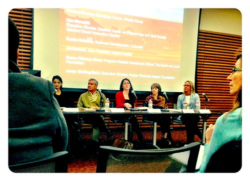 Stanford PACS Panel
