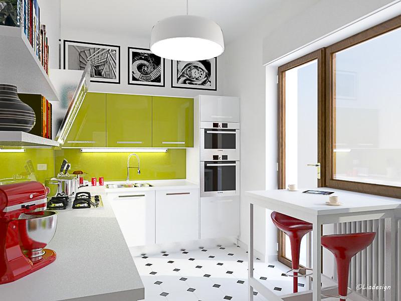 Forum progetto per una cucina verde - Banconi reception ikea ...