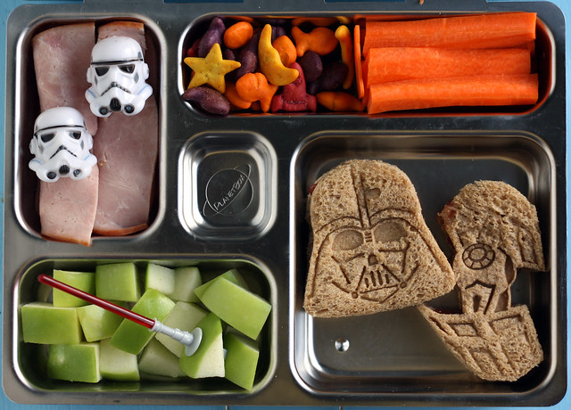 Big Kid Star Wars Planetbox Bento #701