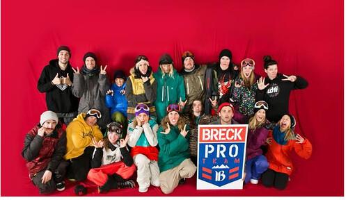 Breck Pro Team