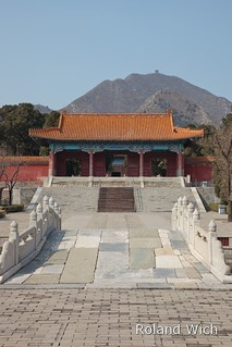 Ming Tombs - Ding Ling