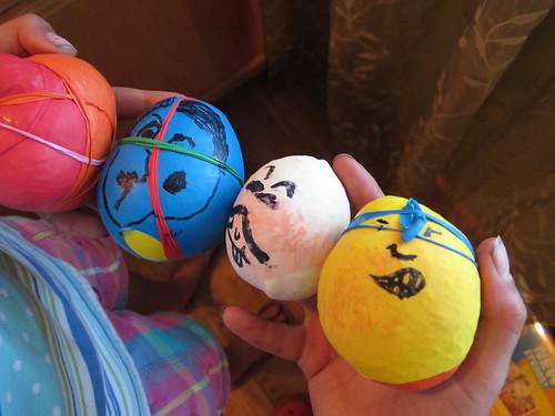R's squishy balls #3