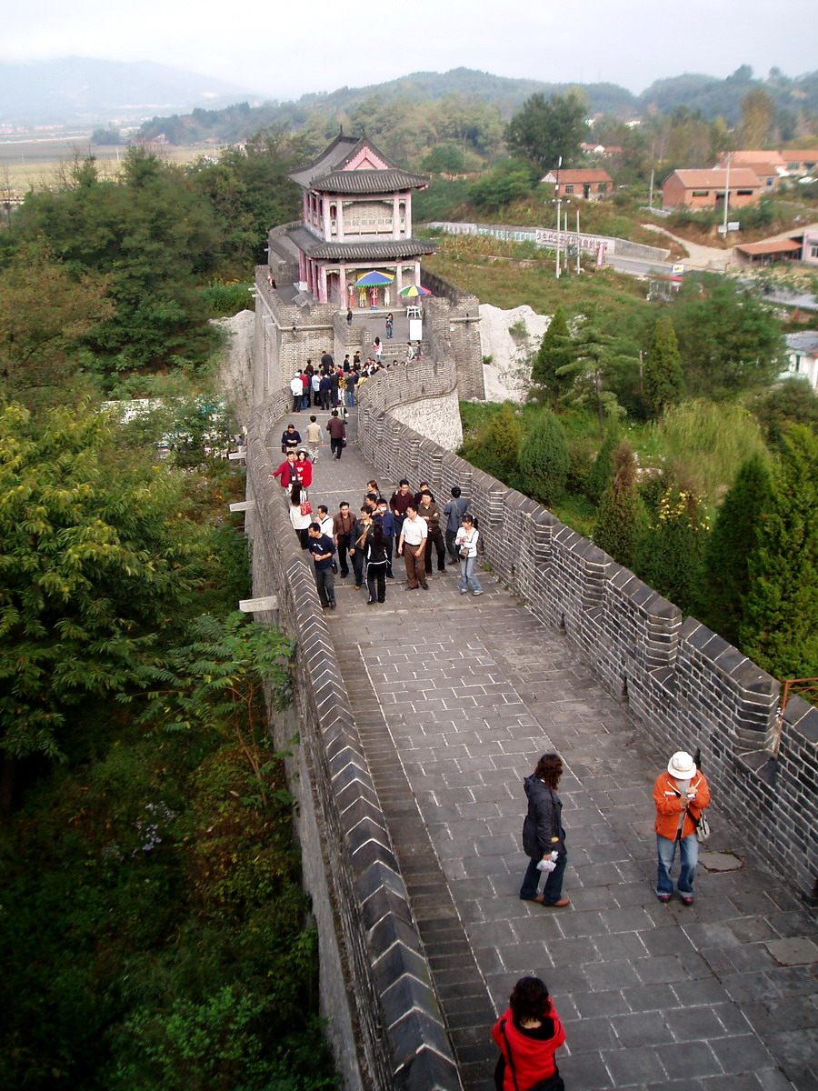 Hushan fortress(9)
