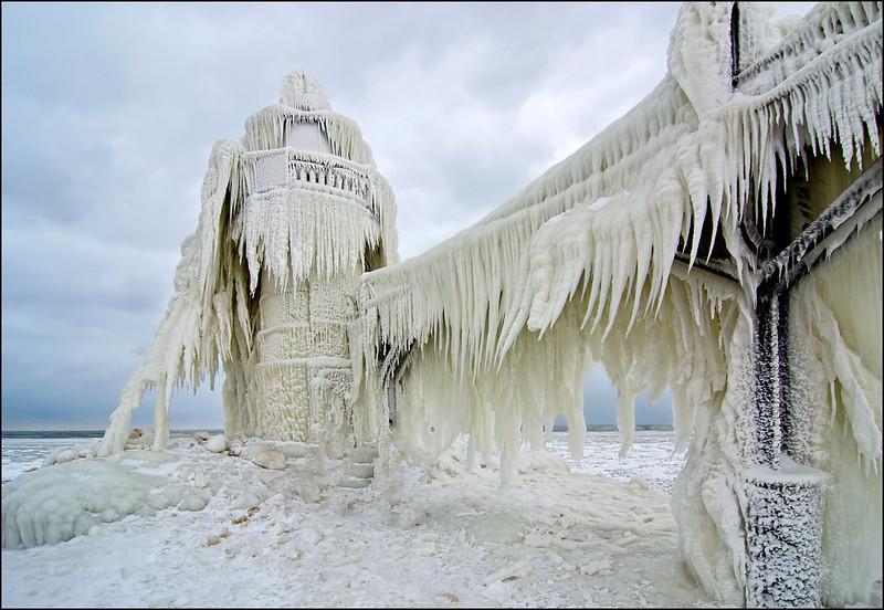 Faro helado