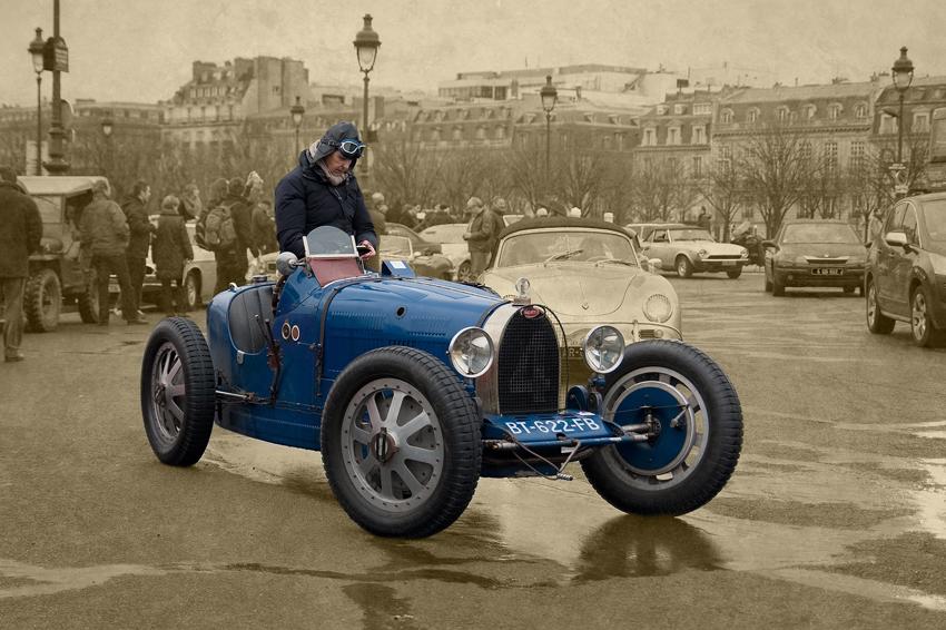 1924-30 Bugatti Type 35