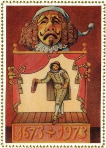 Tricentenaire de la mort de Molière