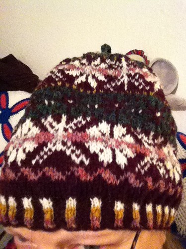 Guernsey Potato Peel hat - pic 2 by BlueDragon2