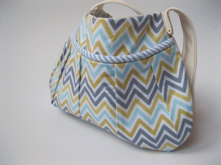 chevron purse  (5)
