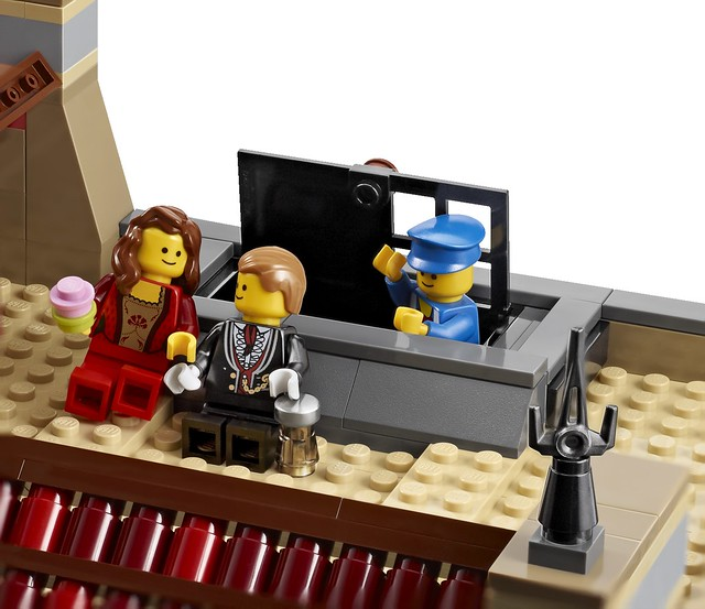 LEGO Creator Expert 10232 - Palace Cinema -Detail 15