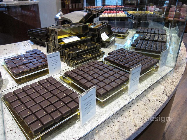 Urban Tea Merchant chocolates